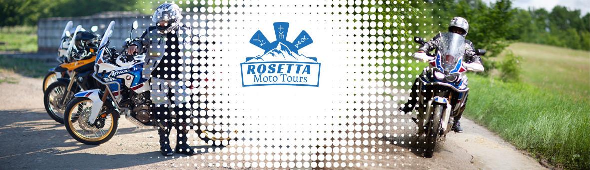 Rosetta Moto Tours – Bulgaria